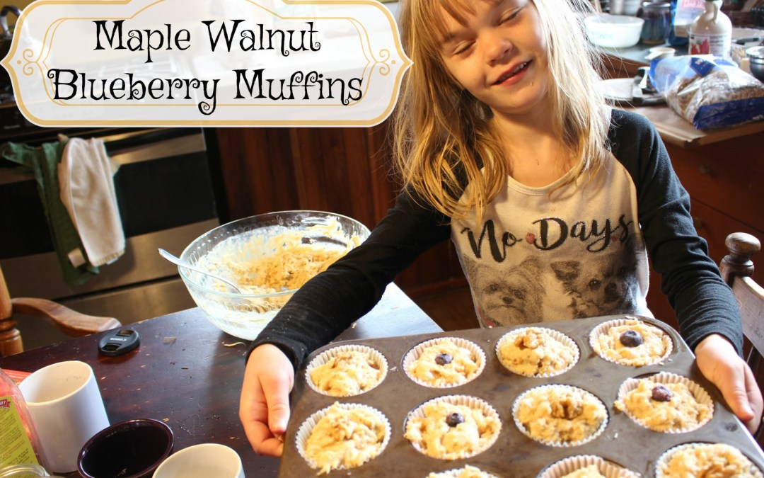 The best muffins I ever made – without refined sugar