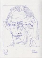Dali drawing #4 feb21