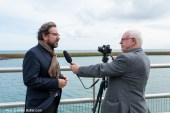 Interview au Guilvinec par Le télégramme