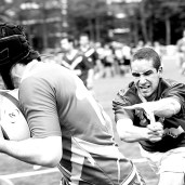 Photographe sport Bretagne Rugby