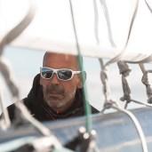 Photographe reportage nautique skipper route du rhum 2018