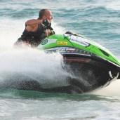 Photographe sport nautique