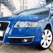 Audi A6 Chantier Le Havre