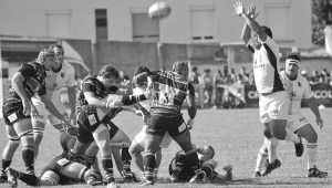 Photographe sport Bretagne Rugby