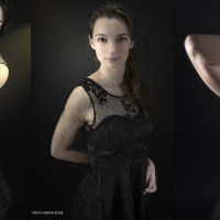 Portraits Femmes en studio façon Mode