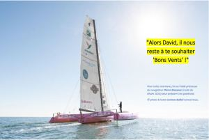Photographe reportage nautique, skipper route du rhum 2018,Interview David Ducosson Skipper