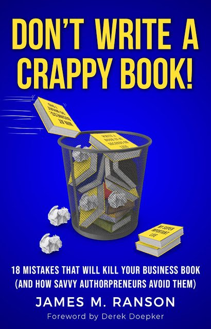 Don't Write a Crappy Book
