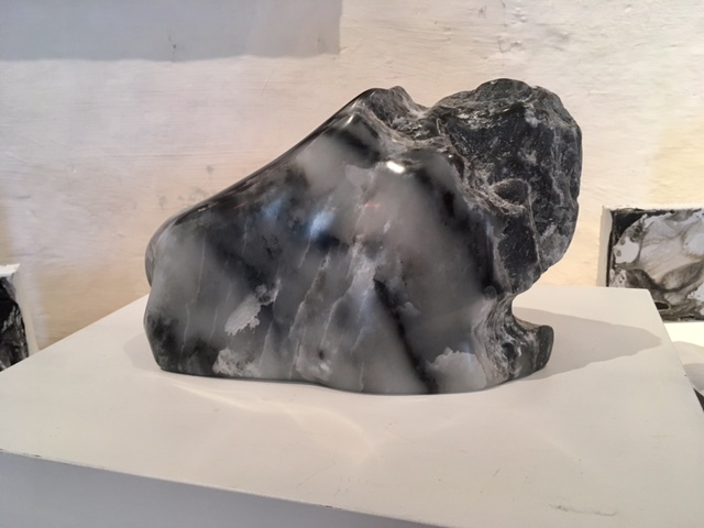 Sculptures - Anthracite 3 • Corinne Rouveyre