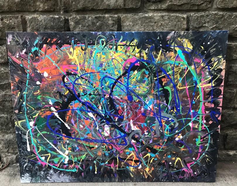 Reconciliation Canvas Painting