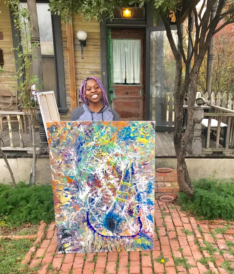 Custom Painting 36 in by 48 in