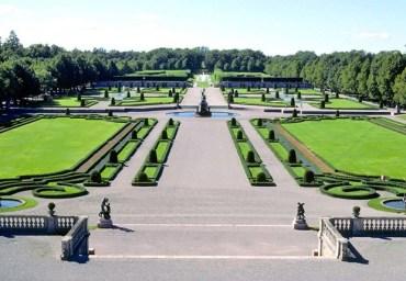 Gardens at Swedish Royal Palace