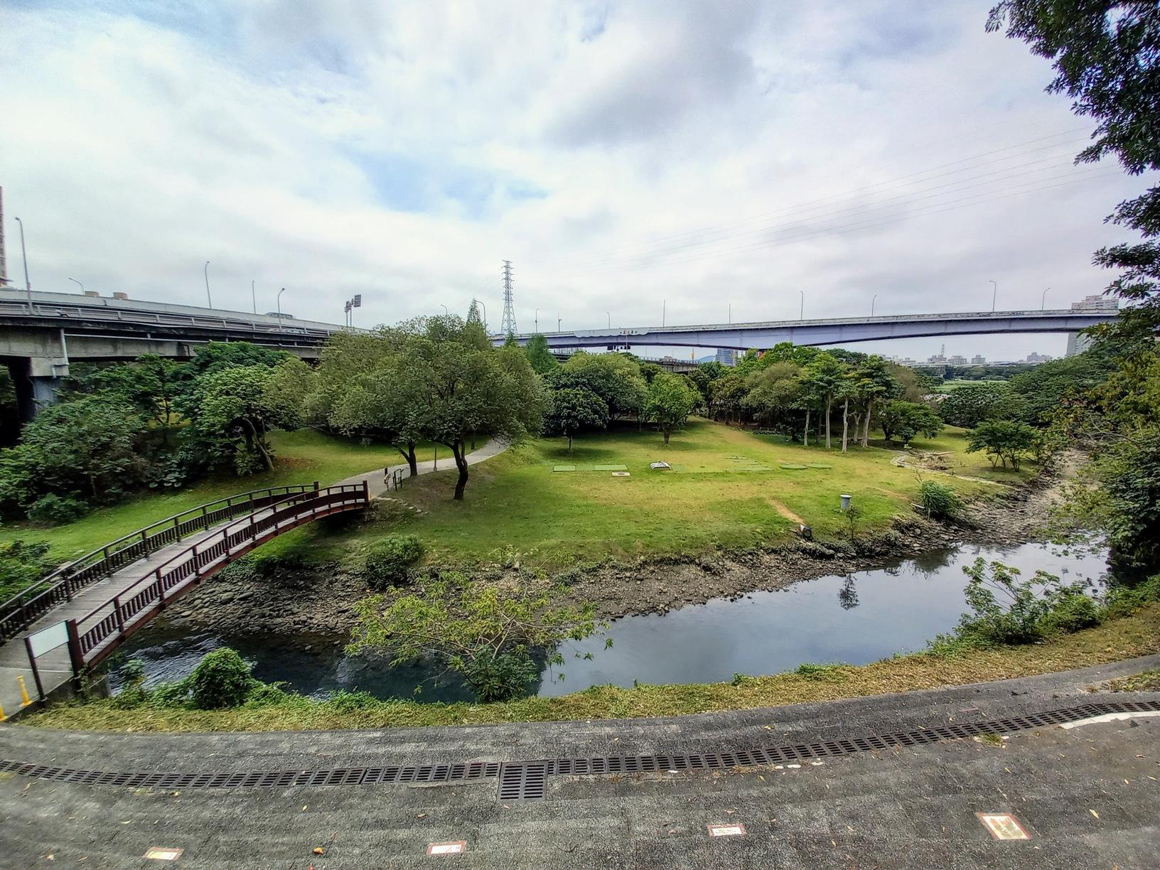 Yongfu Park at Treasure Hill