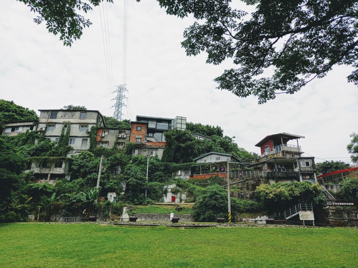 2021 Things to do in Taipei Treasure Hill Light Festival Treasure Hill Artist Village