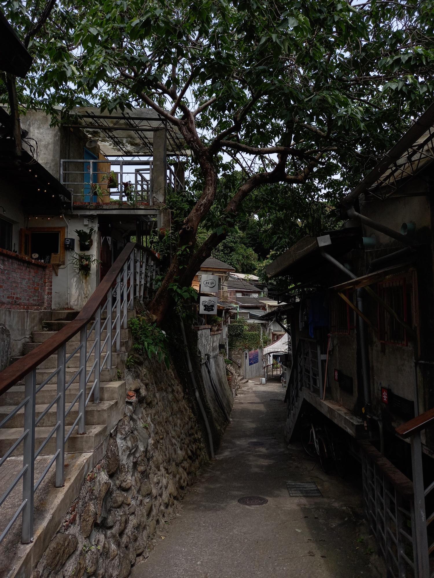 Treasure Hill Alleys, Nooks and Crannies