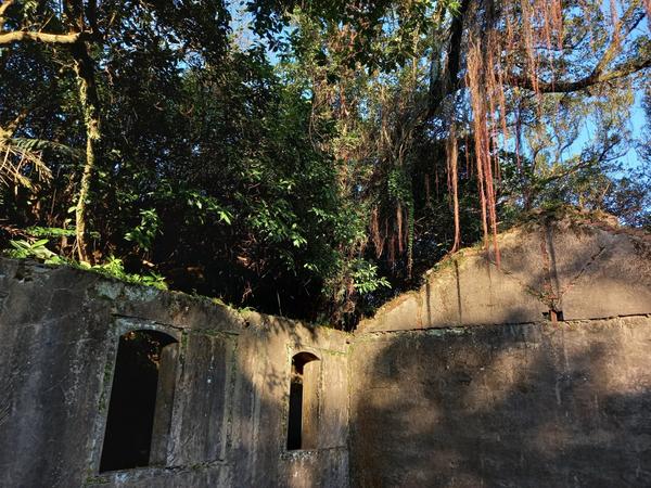 Lovers Lake Park Keelung Dawulun Fort