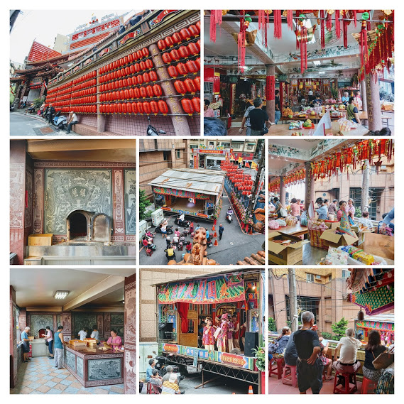 Laodagong Temple Keelung Mid-Summer Ghost Festival 2020 2021 Ghost Month