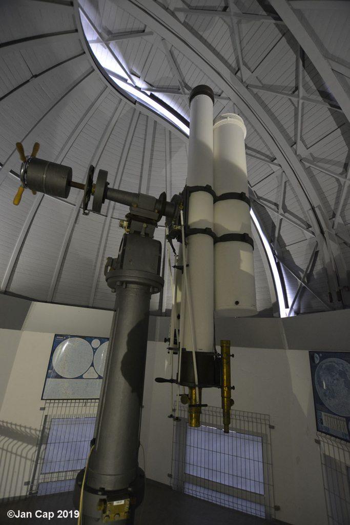 Ďáblice Observatory in Prague