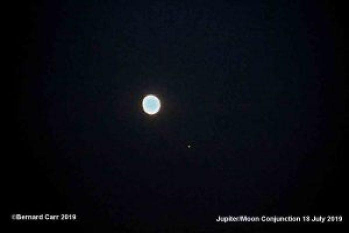 Jupiter/Moon Conjunction