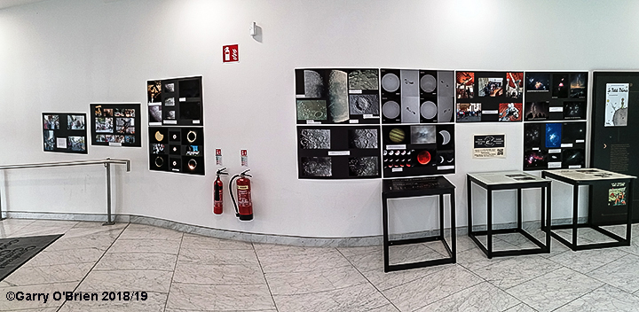 Club Exhibition of Astrophotography at City Hall
