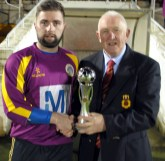 Ray Savage, St John Bosco - Man of the Match - St Michael's Cup 2017
