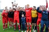 City Wanderers celebrate