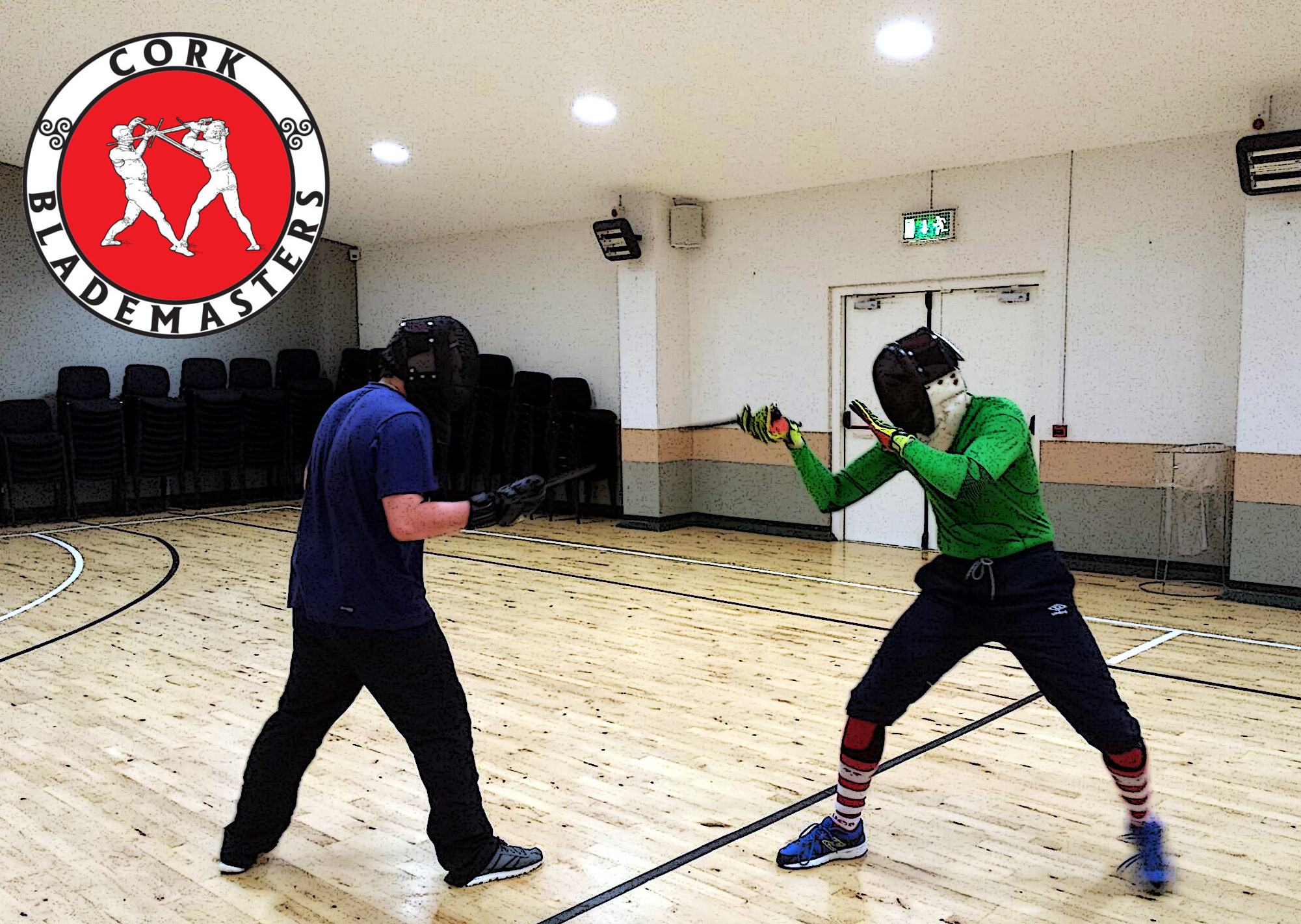 Knife Training – Sun 24/04/2016