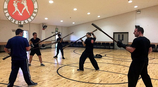 Polearms Training – Wed 20/06/2018