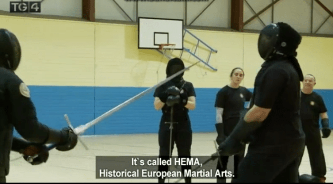 Blademasters Documentary on TG4