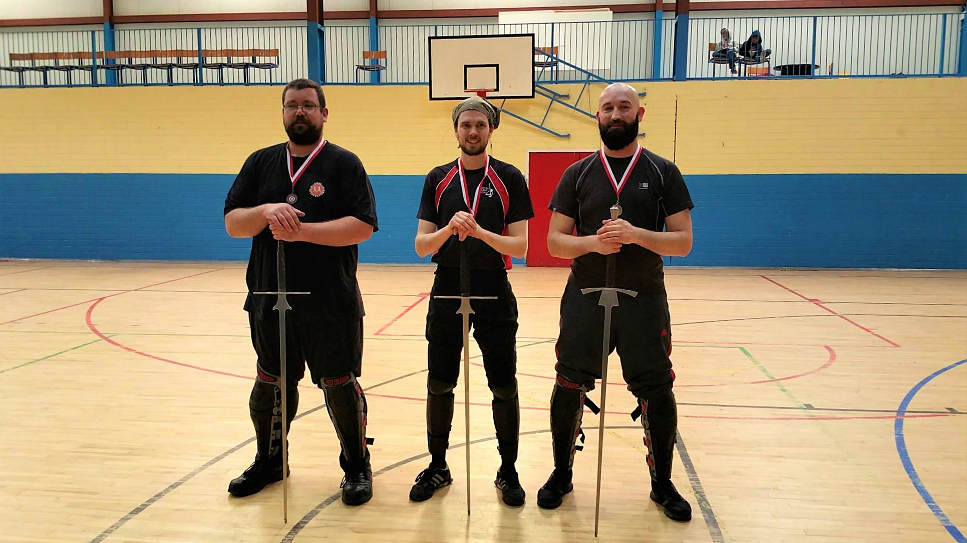 Blademasters Cup 2016 Results!
