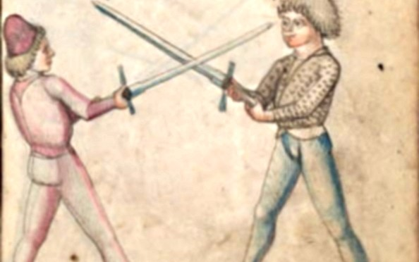 German Longsword Course 4/10 – Sun 16/10/2016