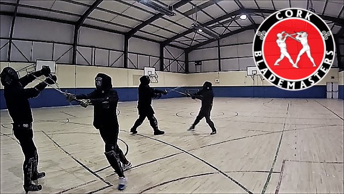 Coached Sparring: Longsword – Sun 24/09/2017