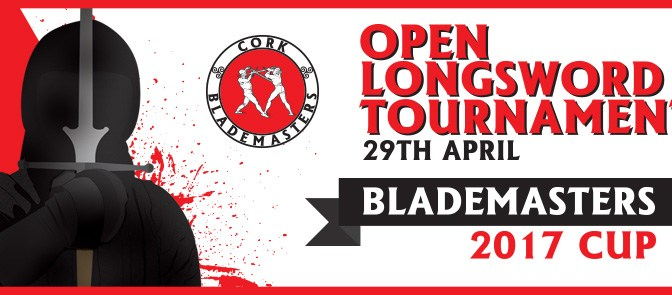 Blademasters Cup this Saturday!