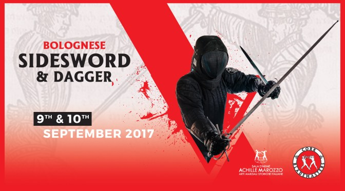 Sidesword & Dagger Seminar next weekend!