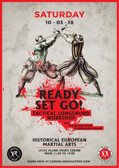 Tactical Longsword Workshop