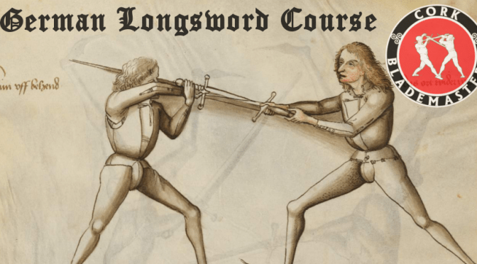 German Longsword Course 5/10 – Mon 12/02/2018