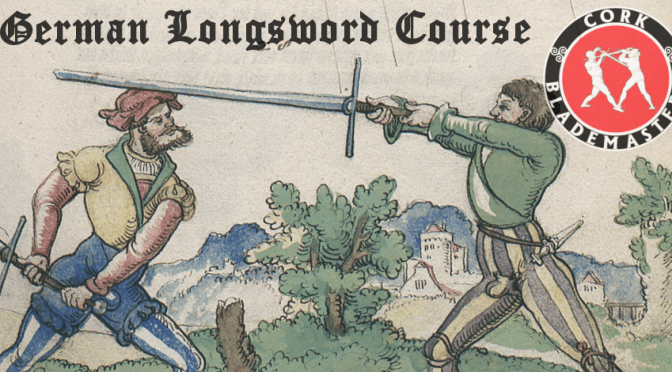German Longsword Course 6/10 – Mon 14/10/2019
