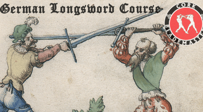 German Longsword Course 7/10 – Mon 26/02/2018