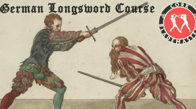 German Longsword Course 10/10 – Mon 17/09/2018