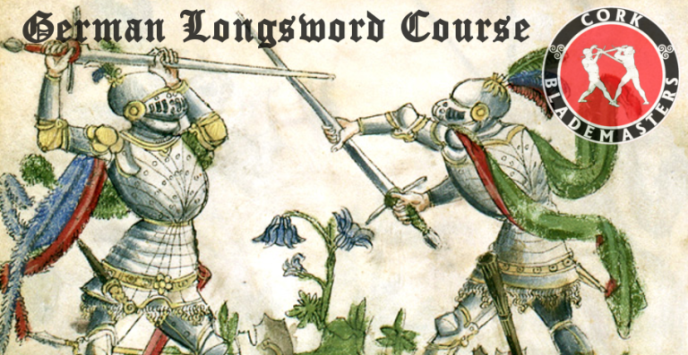German Longsword Course 9/10 – Wed 21/08/2019