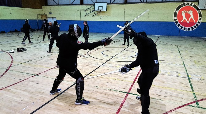 Sidesword & Dagger Training – Wed 19/09/2018