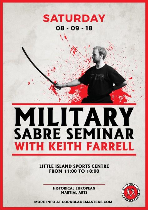 Military Sabre Seminar 2018