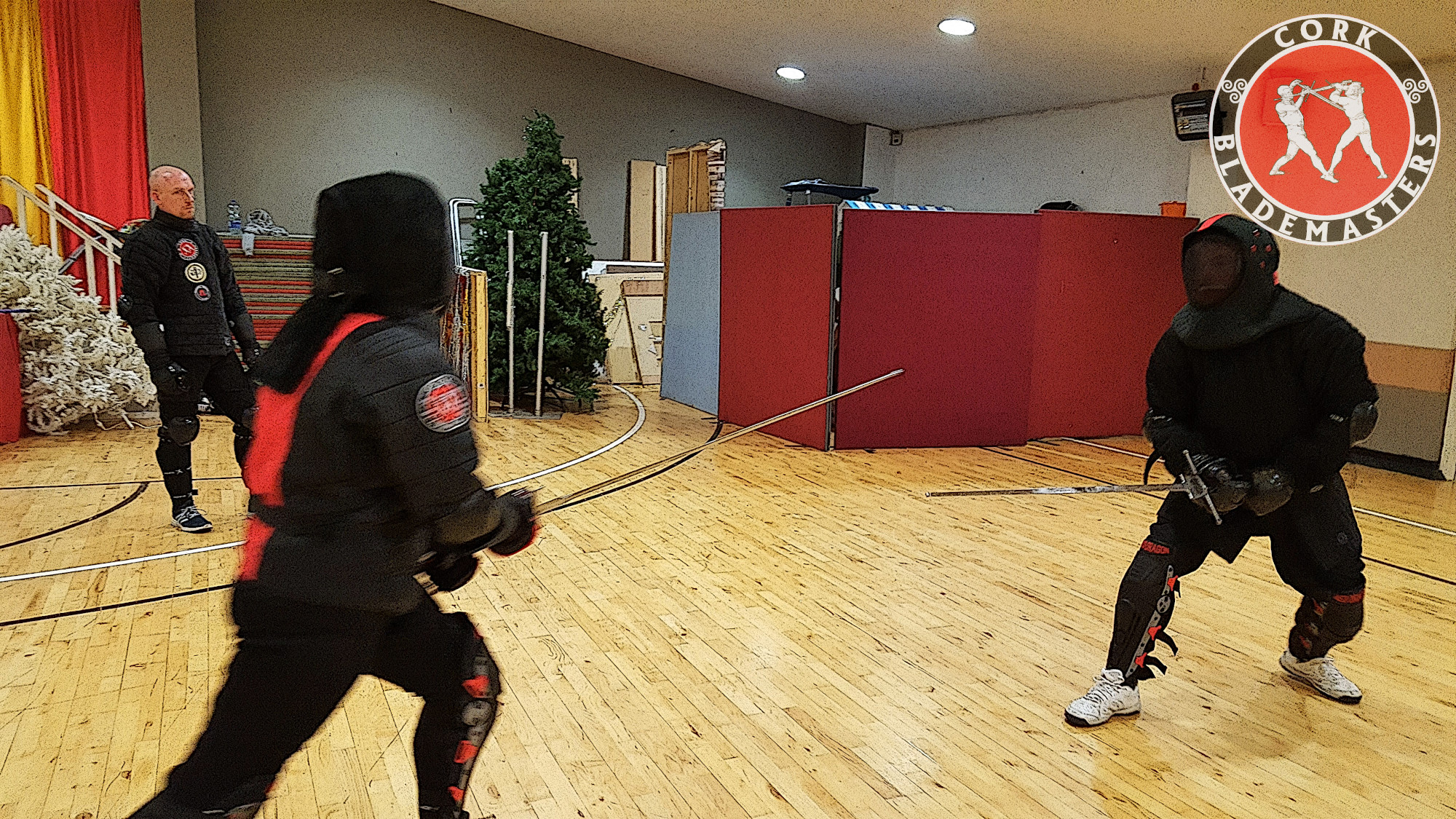 Coached Sparring: Longsword – Wed 27/11/2019