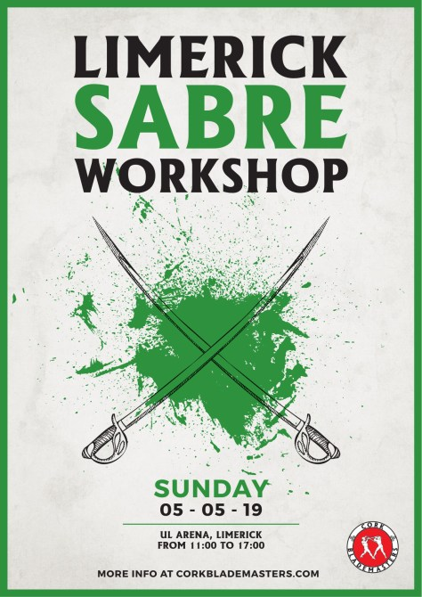 Limerick Longsword Workshop