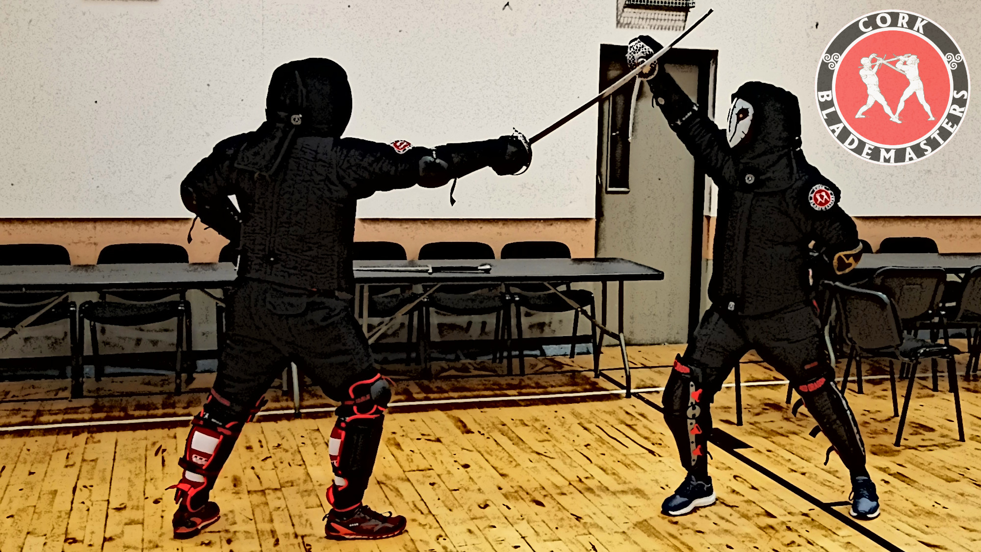 Sabre Training – Wed 22/01/2020