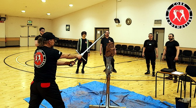 Test Cutting: Longsword – Wed 18/09/2019