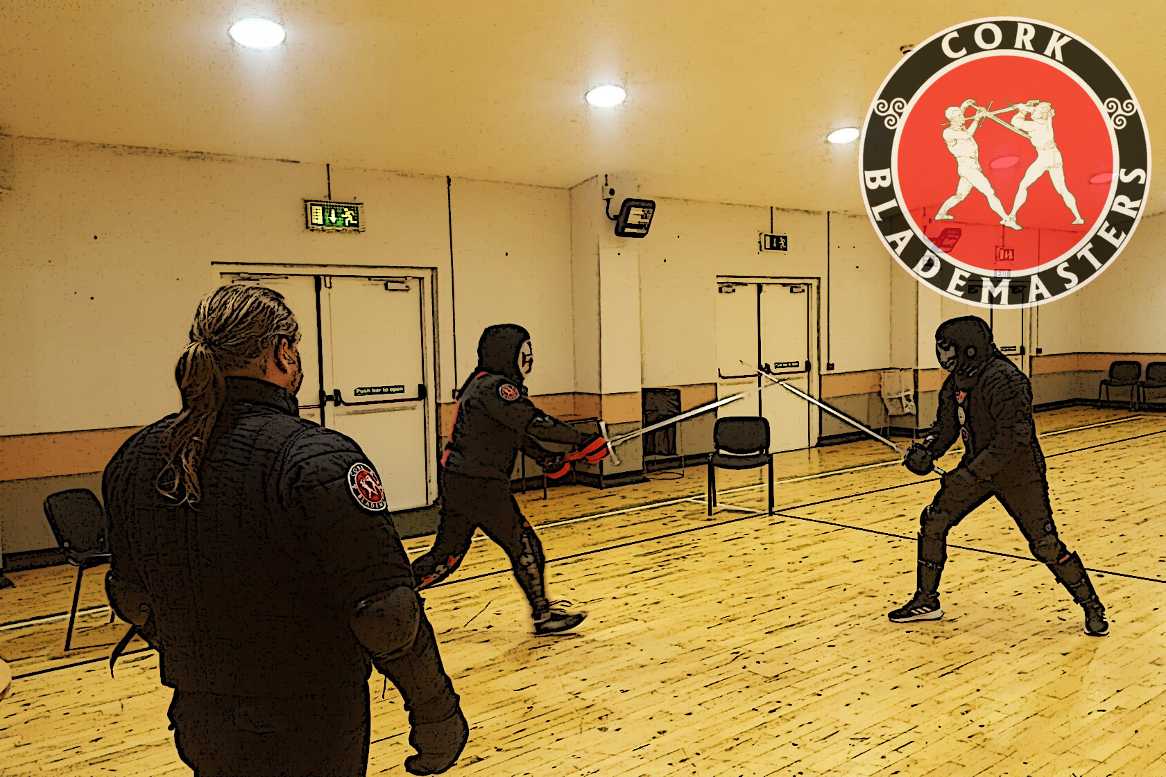 Coached Sparring: Longsword – Thu 16/01/2020