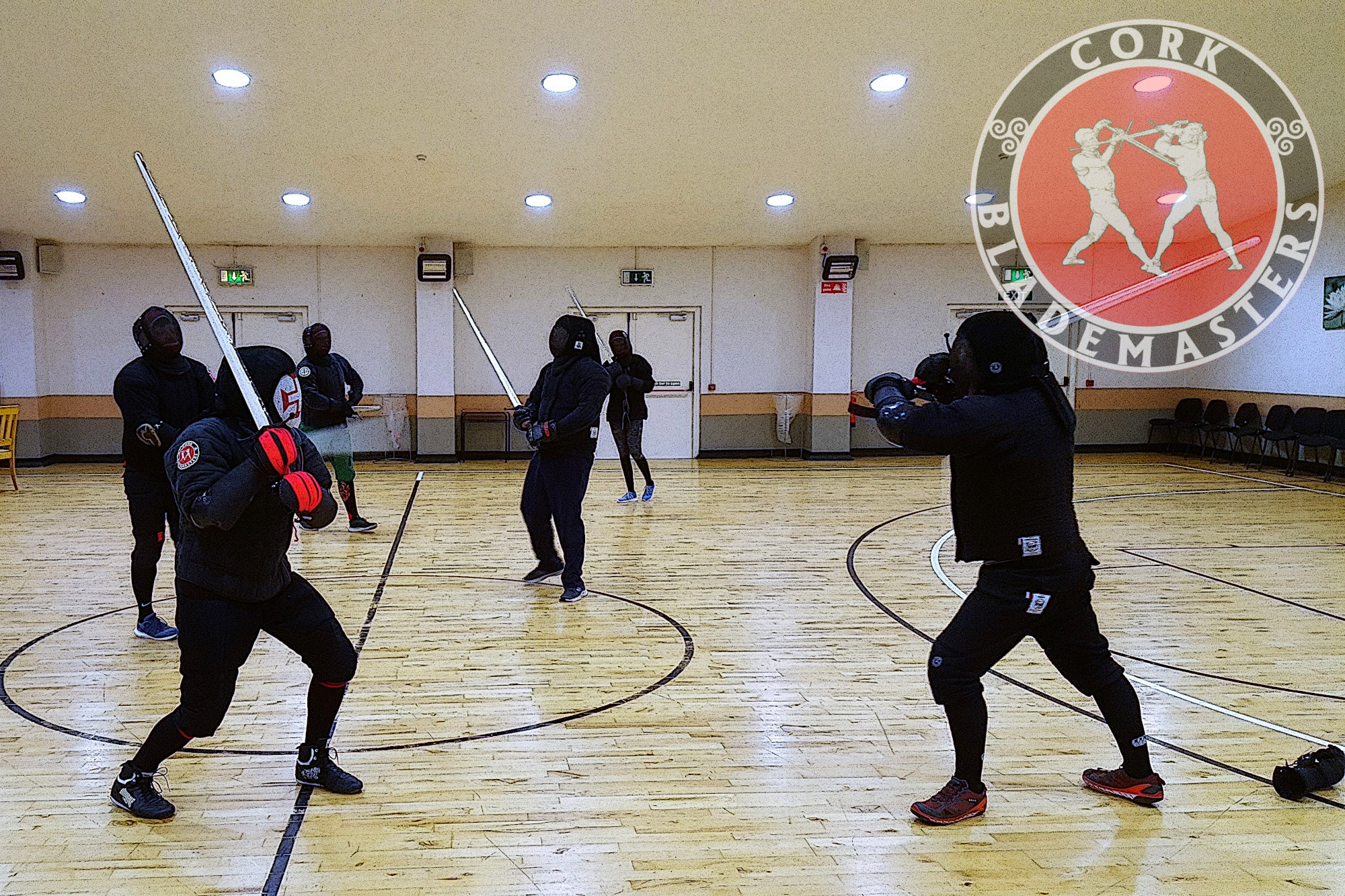 Longsword Training – Wed 15/01/2020