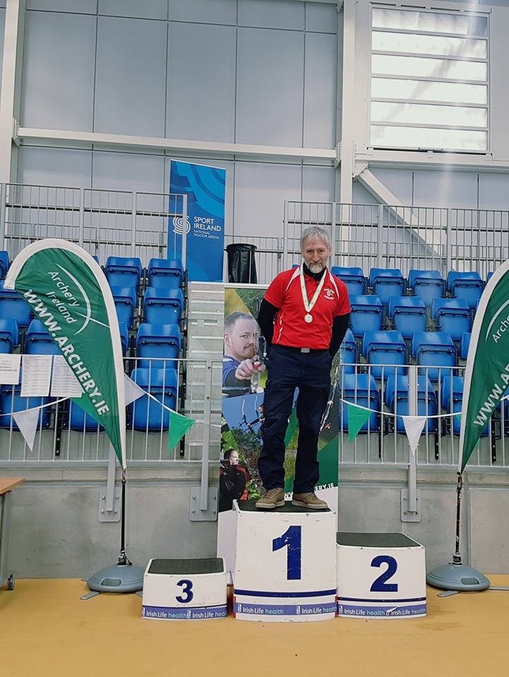 Irish Indoor Barebow 2017