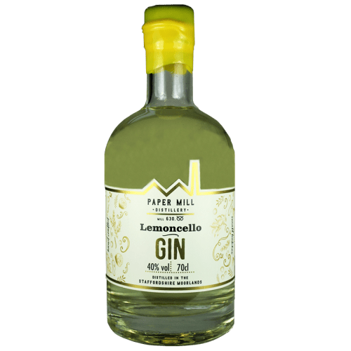 paper mill lemoncello gin