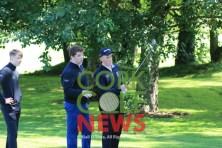 Irish Junior Foursomes Munster Semi- Final, Newcastlewest Golf Club, Friday 5th August 2016